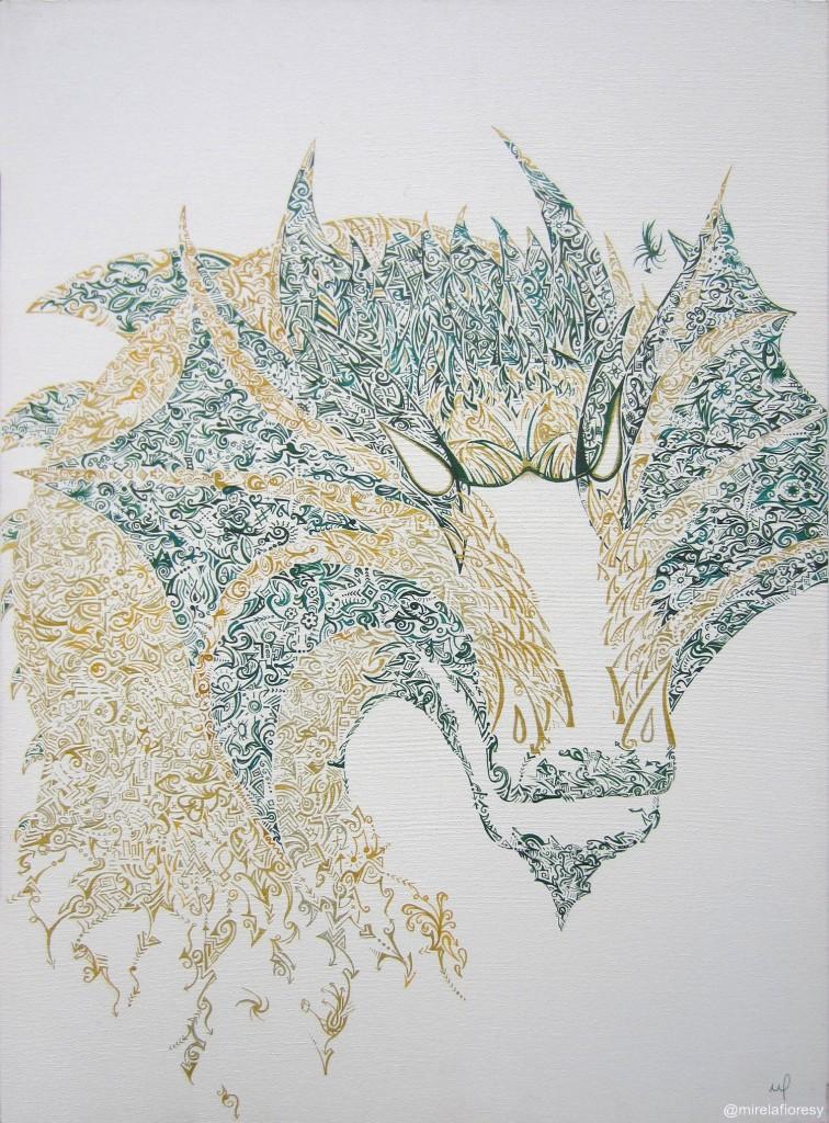 Dragon | Mirela Fioresy
