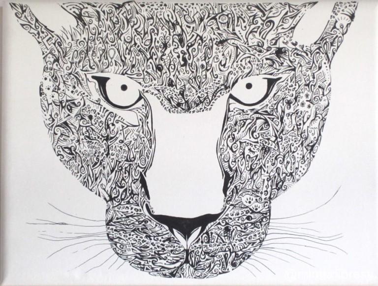 Leopard | Mirela Fioresy
