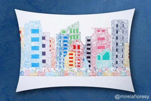Metropolitan Roots | Mirela Fioresy