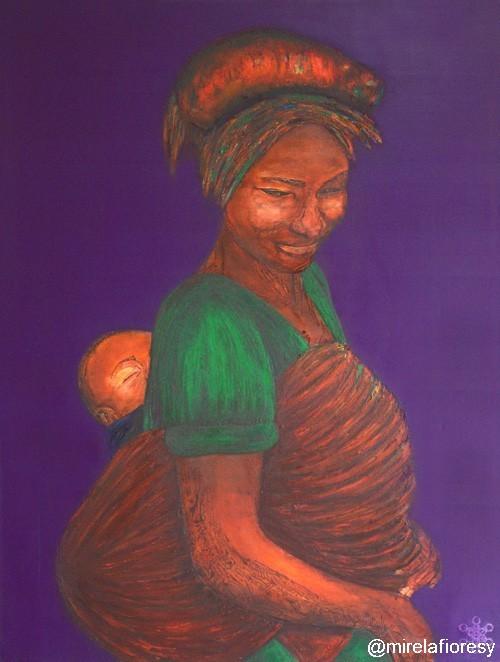 Adinkra 1 | Mirela Fioresy